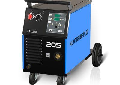 KIT 205 Processor