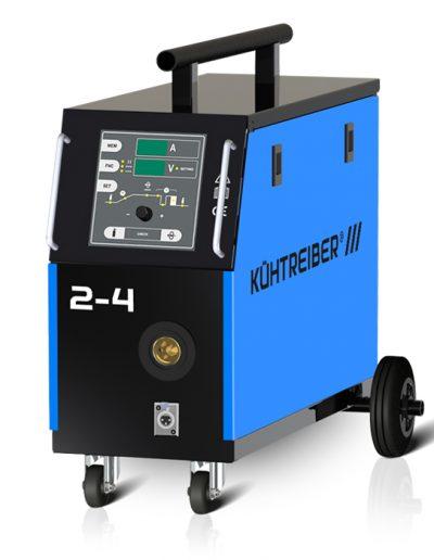 KIT 2-4 P Processor