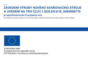 Projekt EU dotací